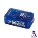 KVM سوئیچ 2 پورت USB اتوماتیک P-net مدل 102UK