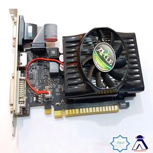 کارت گرافیک AXLE مدل GT430-4G3800