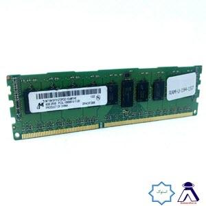 رم سرور میکرون 4GB PC3L-10600R DDR3