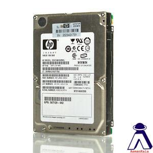 146GB 10K SAS HP